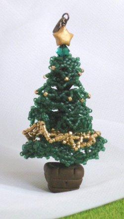 画像1: クリスマスツリー オーナメント